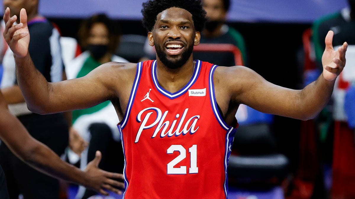 The Sixers look just fine without James Harden, thank you very much - deadspin