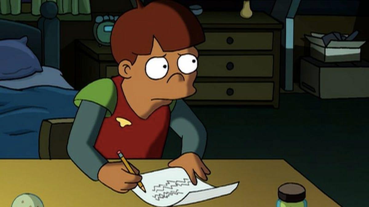 Futurama Christmas Episodes.Futurama A Tale Of Two Santas Where The Buggalo Roam