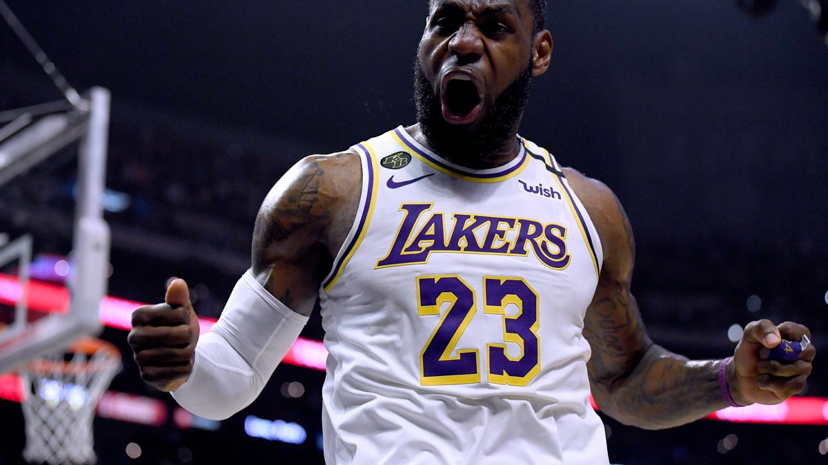 After Jaw-Dropping Free Agency Haul, LeBron James Considered Early Favorite for 2022 NBA Executive of the Year