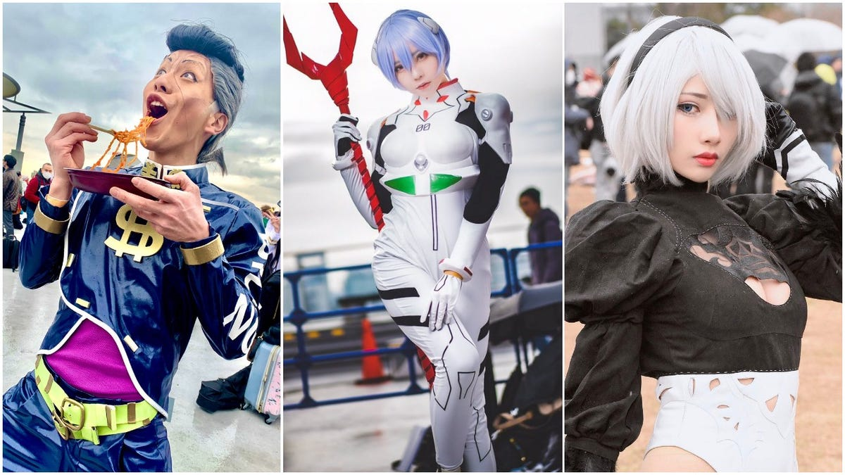 Japan Ended The Year With Some Excellent Cosplay