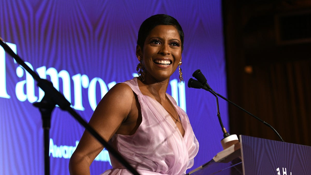 Dammit, Tamron Hall Didn't Sell Cocaine! She 'Facilitated' It