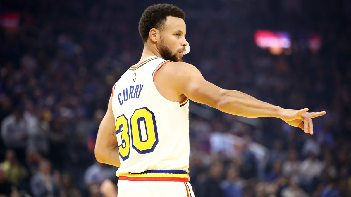 Steph Curry to The Undefeated: 'There's real change happening'