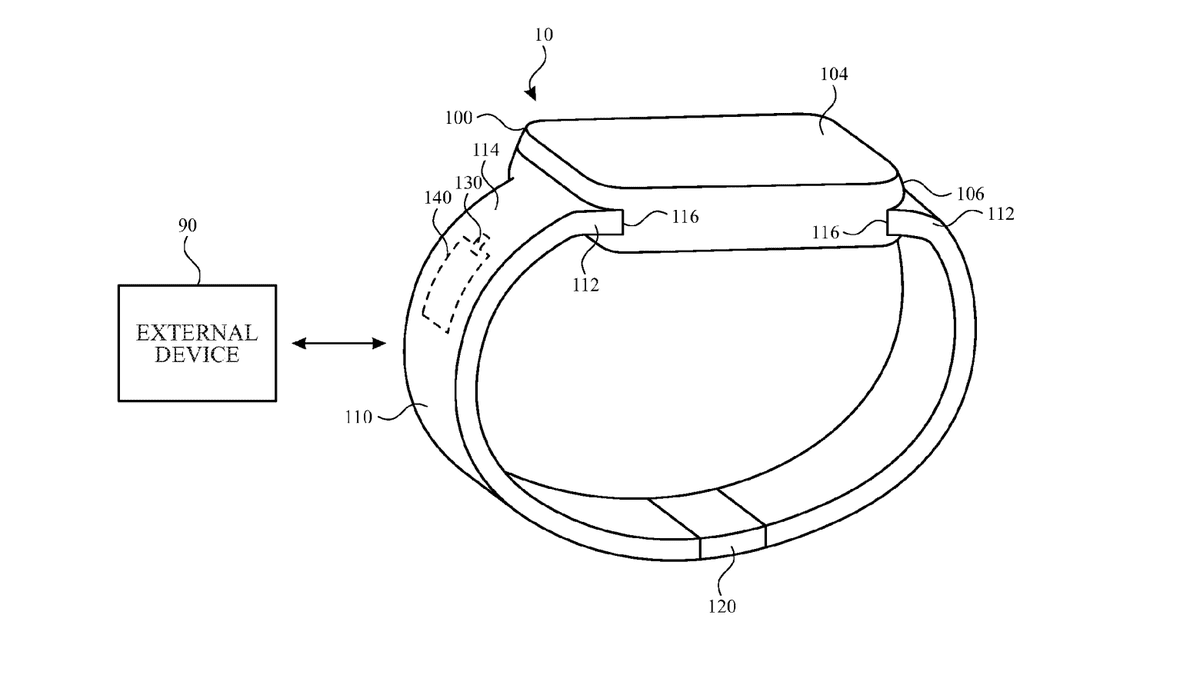 Apple, Please Don't Cram Stuff Into the Apple Watch Band