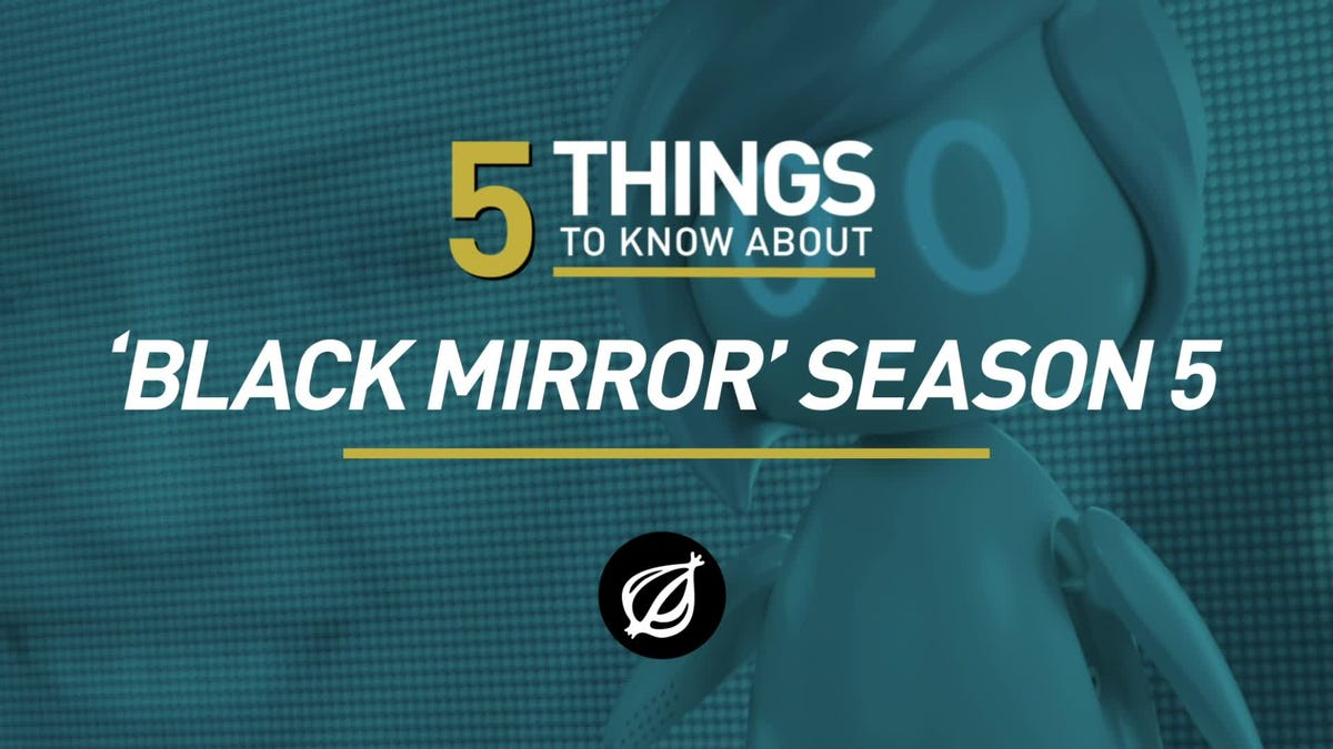 sells best best 5 Things To Know About 'Black Mirror' Season 5