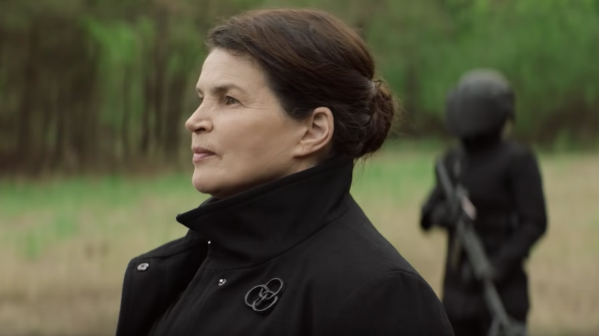 The new Walking Dead spin-off is called World Beyond, gets a new teaser and Julia Ormond