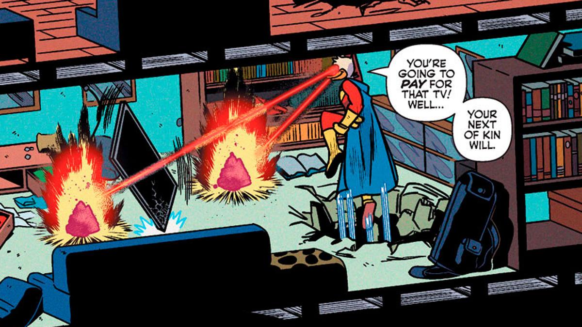A Ducking Sweet Look Inside Archie Comics New Superhero Pastiche, Super Duck