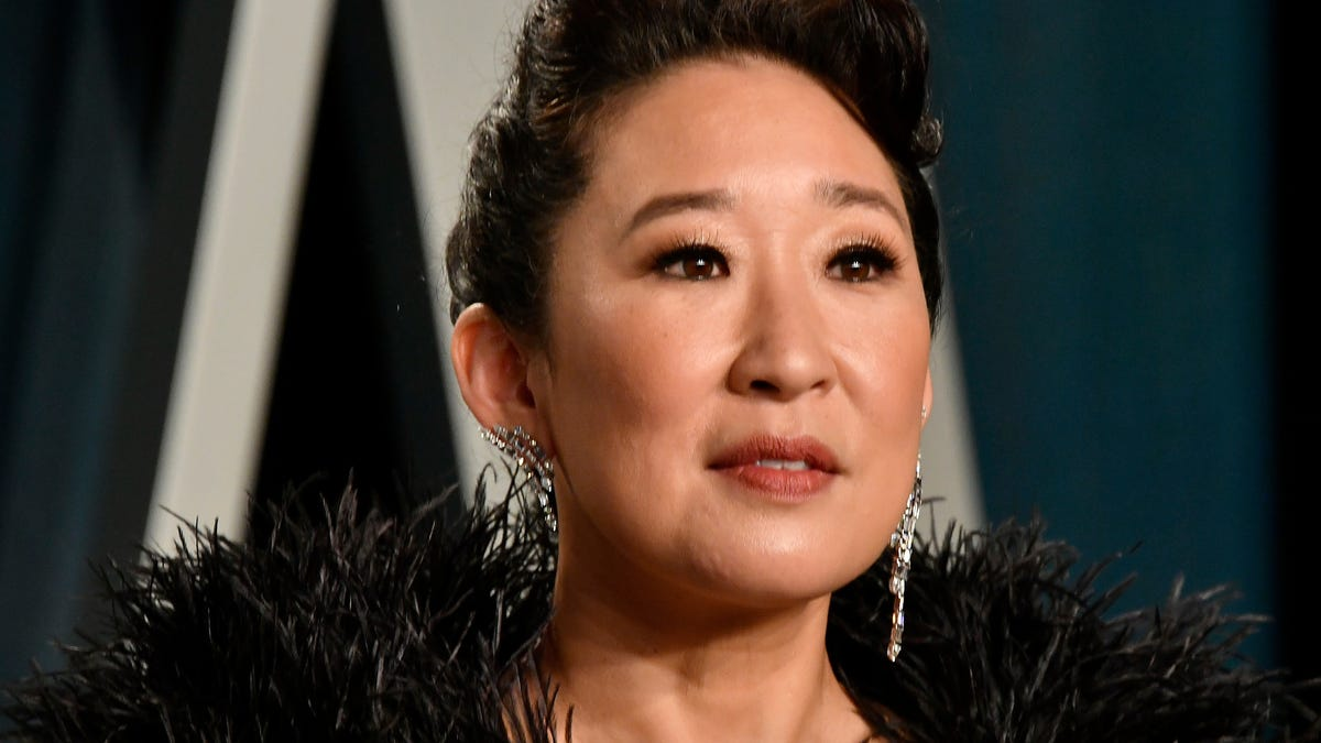 'I Belong Here': Sandra Oh Speaks Out Against Anti-Asian Violence