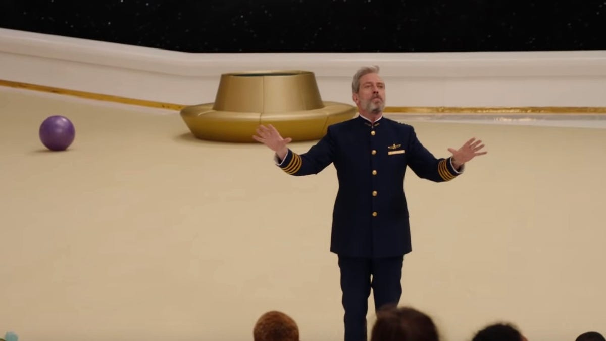 The Space Cruise Comedy From the Creator of Veep May Become Our New Obsession