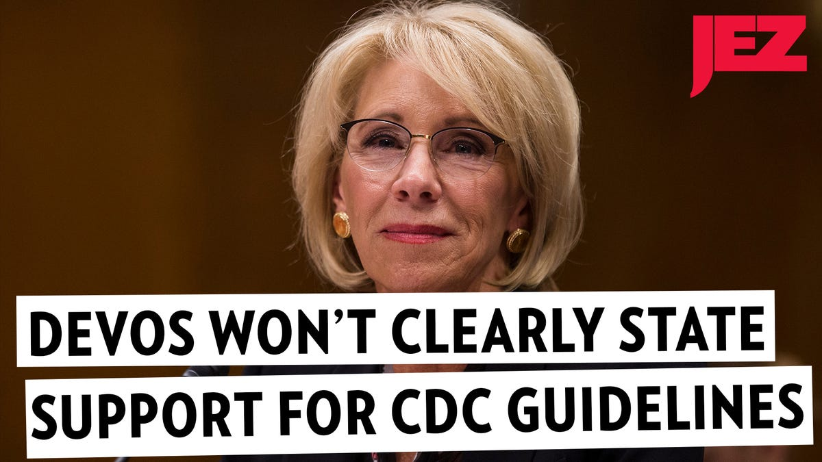 Betsy DeVos Demonstrates How Much Of an Idiot She Is On National Television