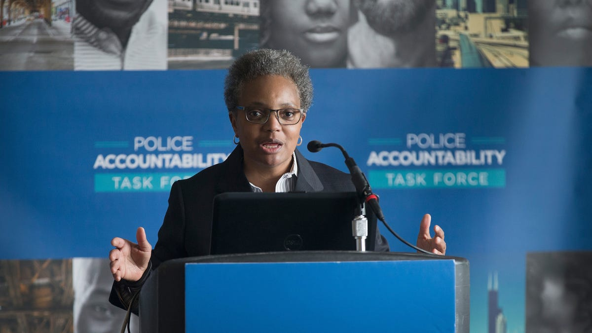 Anjanette Young Agrees to a Sit-Down With Chicago Mayor Lori Lightfoot