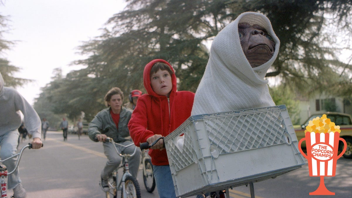With E.T., Steven Spielberg channeled his own pain into a soulful all-time smash