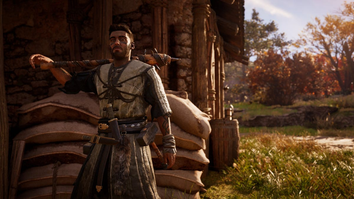 Yep, That Was A Baseball Cameo In Assassin's Creed Valhalla