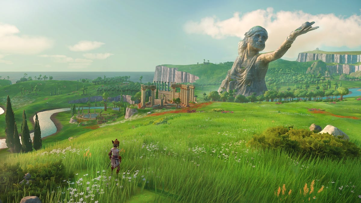Gods & Monsters Is A New Ubisoft Game That's Like Zelda With Gre