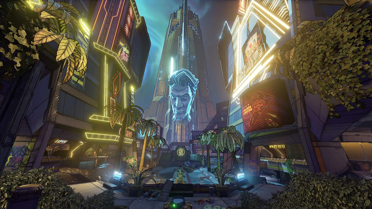 Borderlands 3 S First Major Expansion Reminds Me How Much I