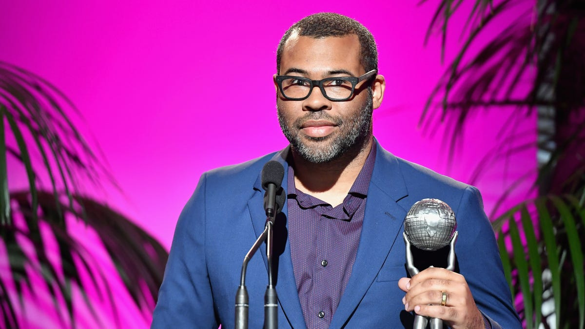 """Jordan Peele is done with acting: """"Daniel Day-Lewis and I are both out"""""""