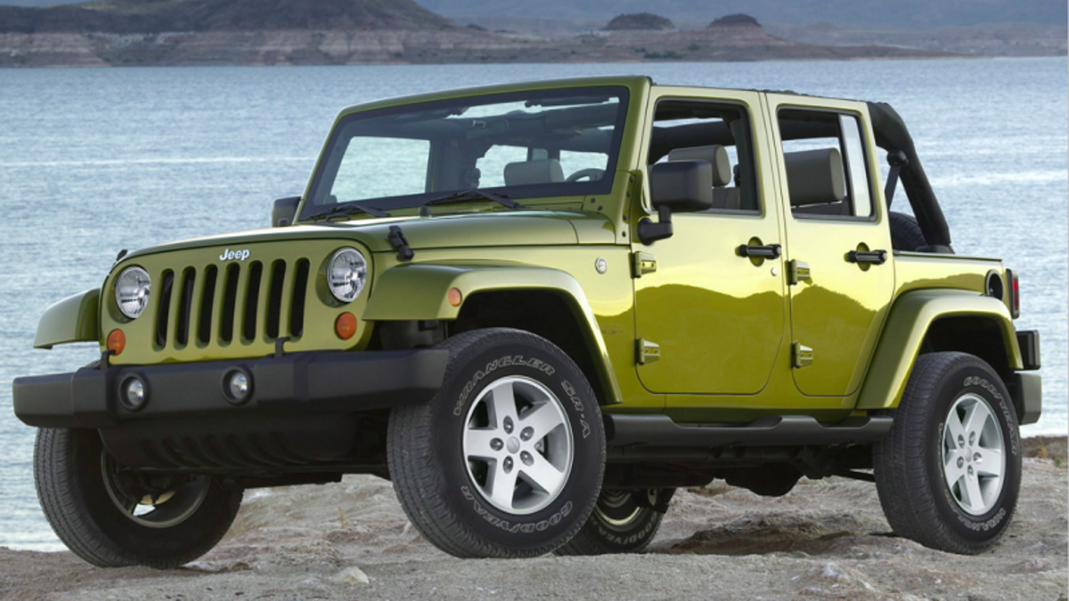 Are Jeeps Safe >> Why A Jeep Wrangler Isn T A Good First Car For Your Teenager