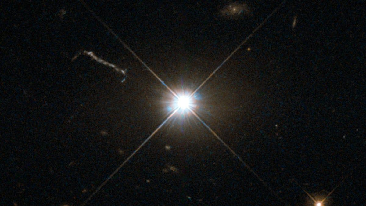 'Spooky' Quantum Entanglement Confirmed Using Distant Quasars