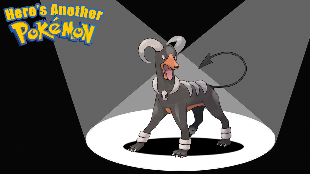 Houndoom Will Make You Feel Pain For The Rest Of Your Life