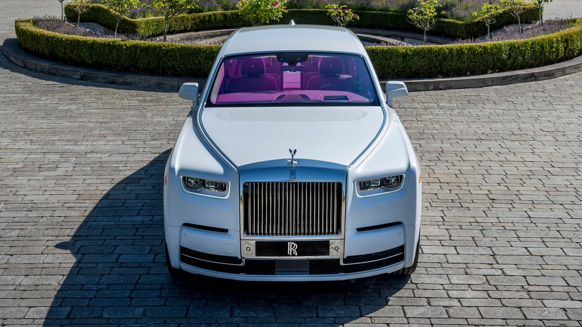 Here Are Some Of The Most Ridiculous Custom Cars Rolls Royce Built Last Year
