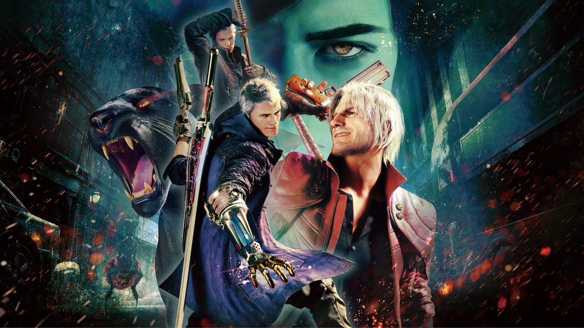Devil May Cry 5 Won't Have Ray Tracing On Xbox Series S