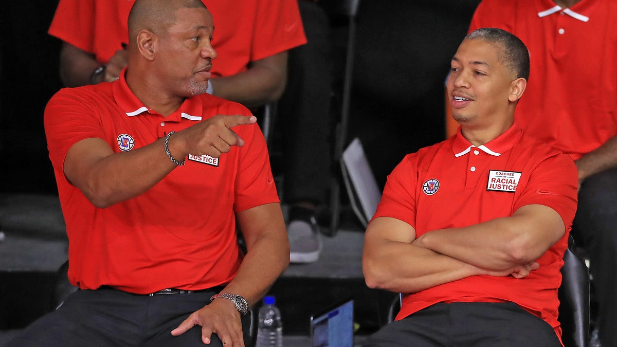 NBA players are overwhelming Black, yet the league only has seven Black head coaches