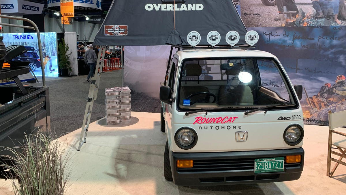 Here Is Everything Awesome I Could Find At SEMA This Year
