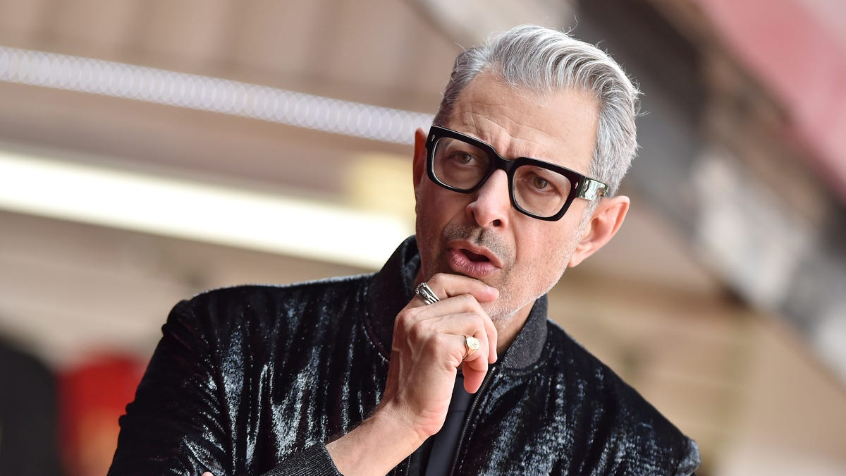 Nat Geo hires Jeff Goldblum to walk around, being professionally fascinated by things