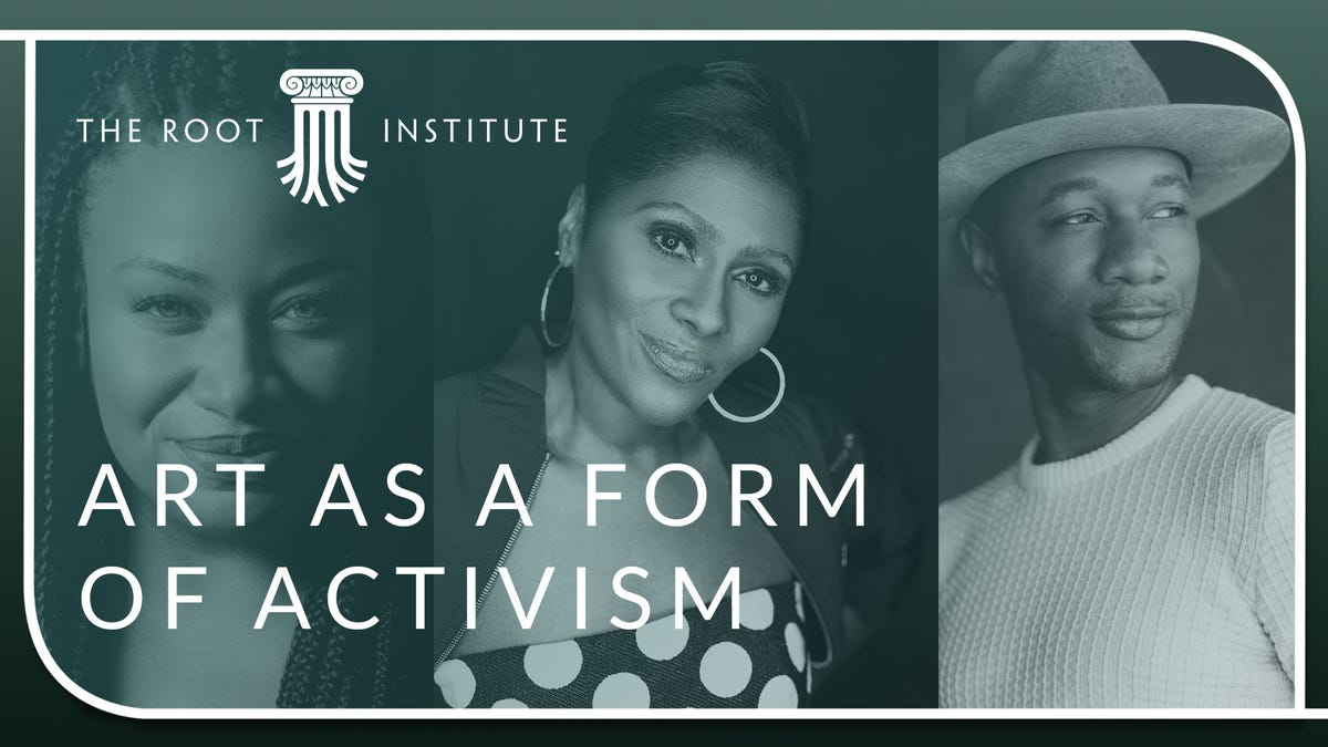 'How Will Art Sit in Other People's Hearts?': Aloe Blacc, Arisha Hatch and Kierna Mayo Break Down How Art Transforms Our Lives at The Root Institute