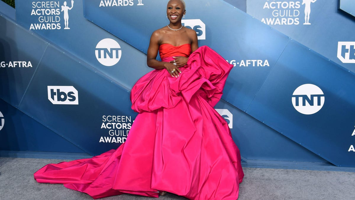 Where Was the Color at the 2020 SAG Awards? On the Red Carpet!
