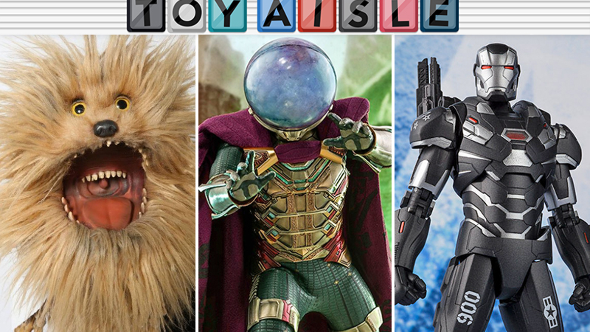 A Mysterio Figure to Make That Money in Your Wallet an Illusion
