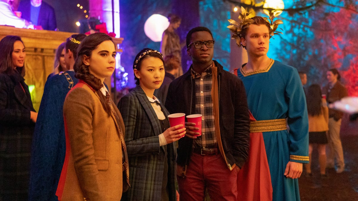 The prepsters get their revenge as Riverdale starts to unload this season's endgame