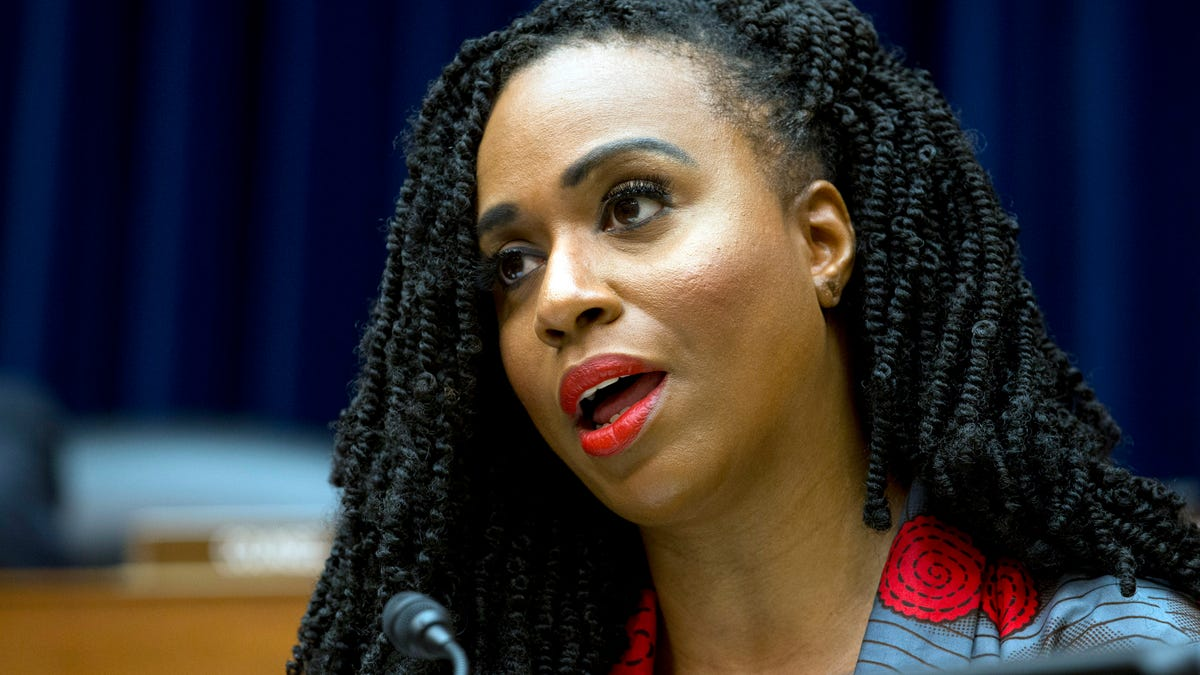 Ayanna Pressley's Latest Resolution Is a Sweeping Progression Vision that Would Transform America's Legal Syst