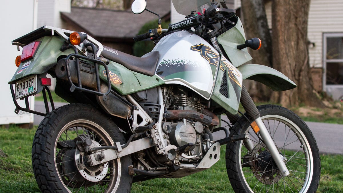 Counterpoint The Kawasaki Klr650 Was My Answer To