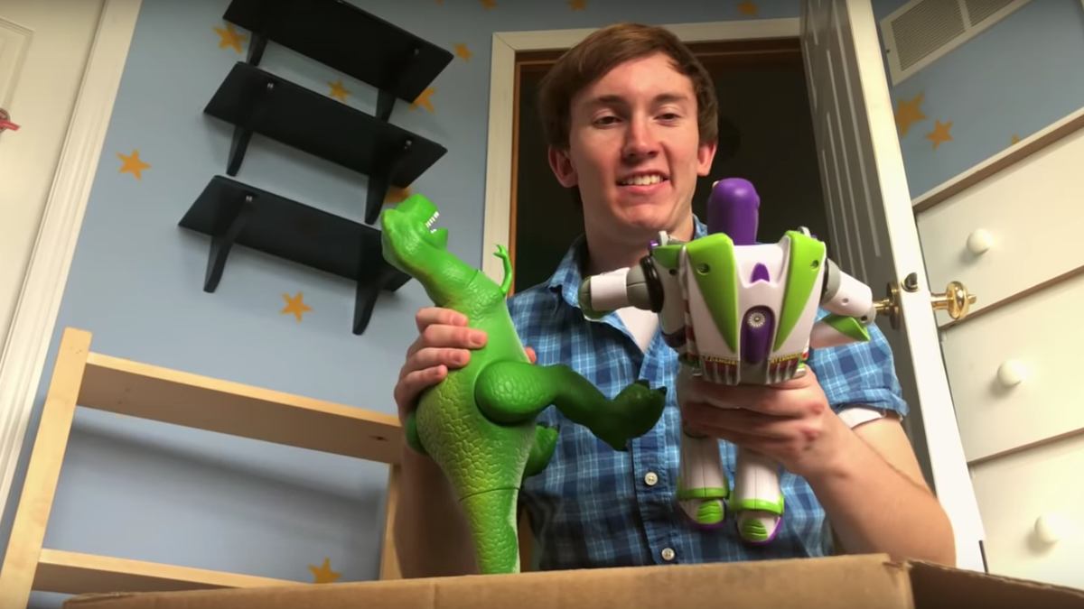 This Toy Story 3 IRL took 8 years to make, and it's beyond impressive