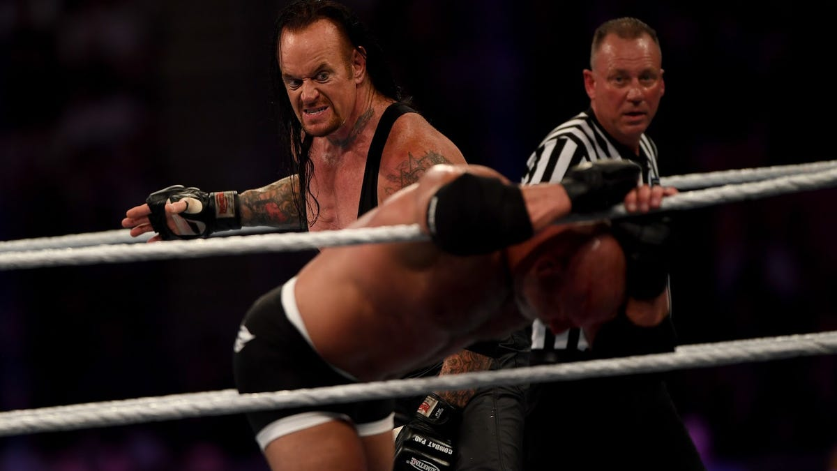 WWE is finally going to leave The Undertaker alone. Maybe.