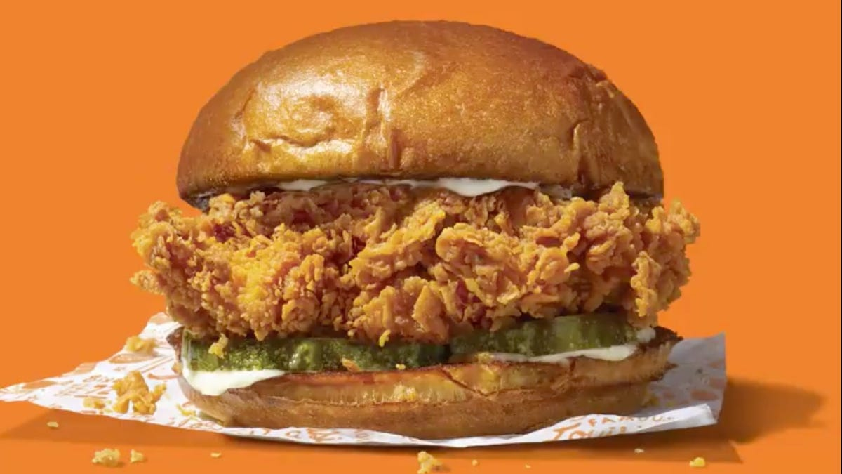 Don't Yell at Popeyes Employees About a Sandwich