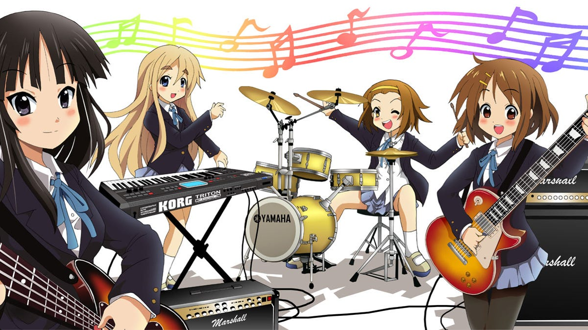 12 Of The Most Obnoxious Anime Theme Songs Of All Time