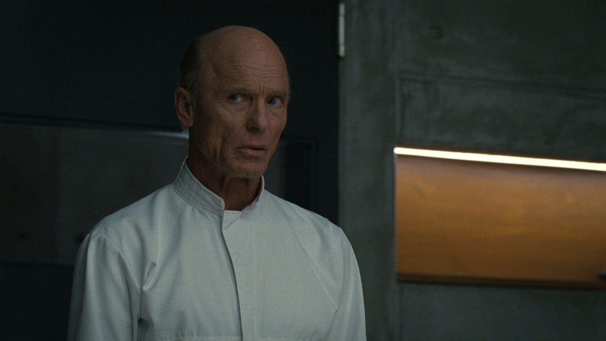 Westworld's Ed Harris Is Not Happy About That Man in Black Twist