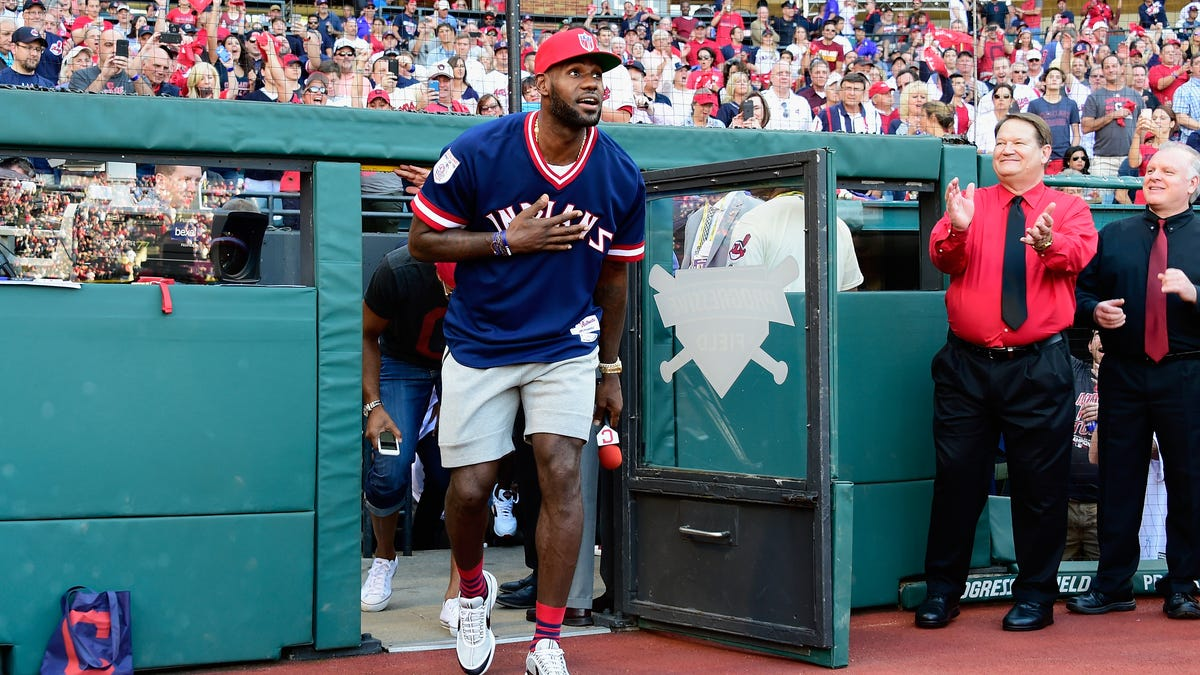 After Owning the Boston Celtics for Years, LeBron James Becomes Part-Owner of Boston Red Sox