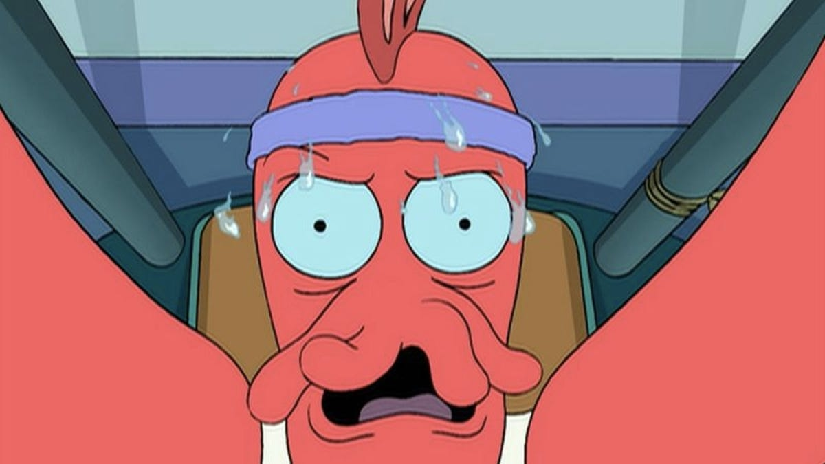 Futurama Christmas Episodes.Futurama Xmas Story Why Must I Be A Crustacean In Love