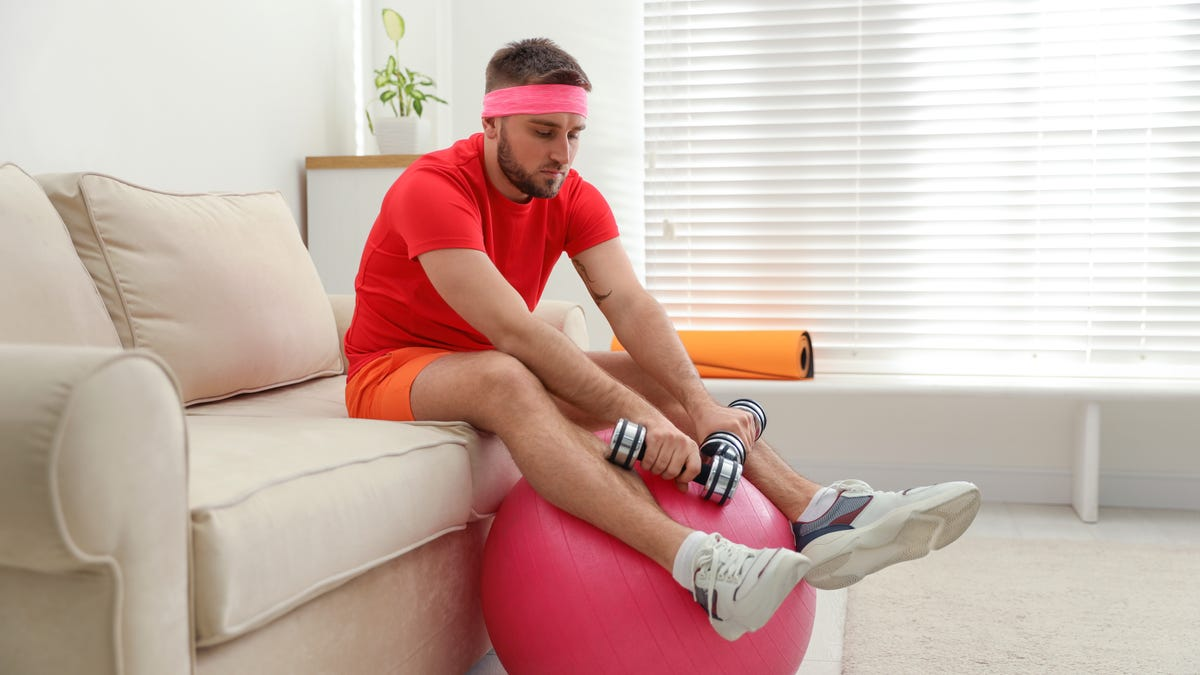 What to Do When You're Bored of Your Home Workout