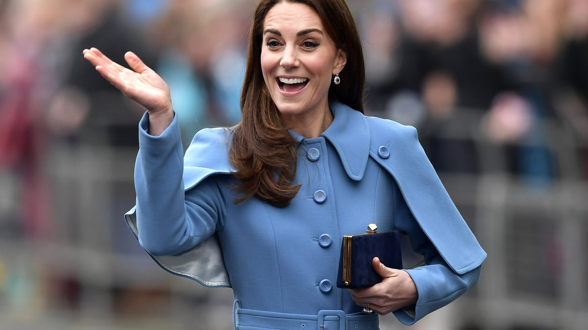 Kate Middleton Hypnobirthed Her Babies