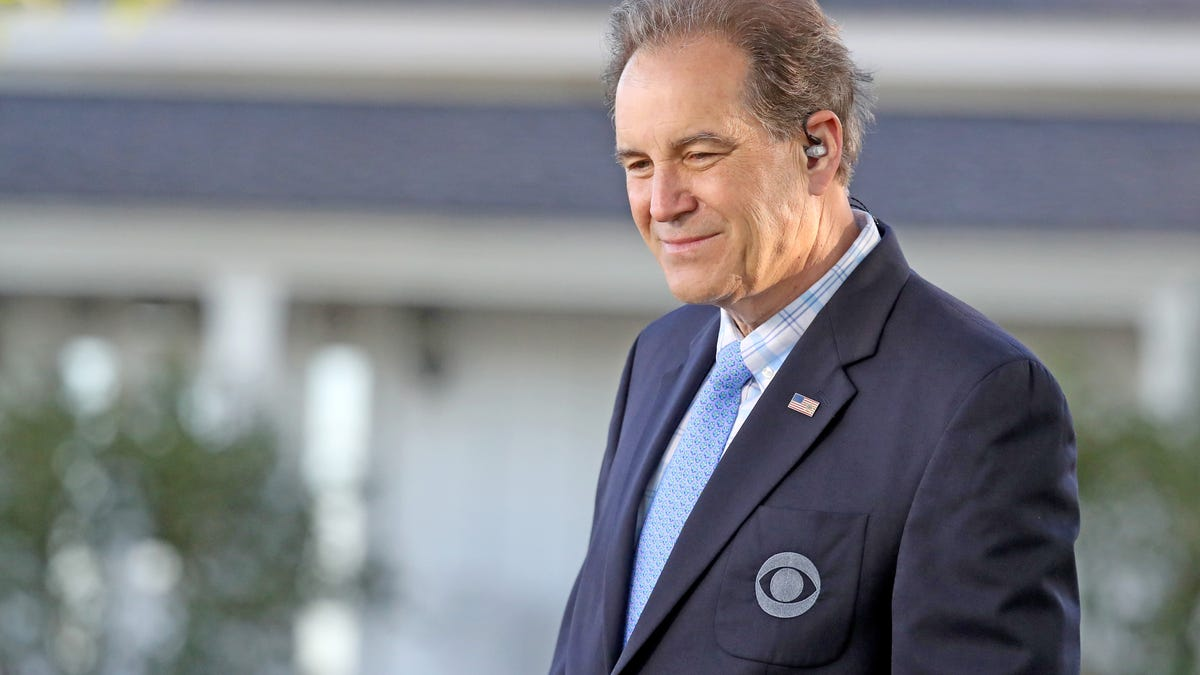 Jim Nantz wants CBS to pay him like someone with a personality