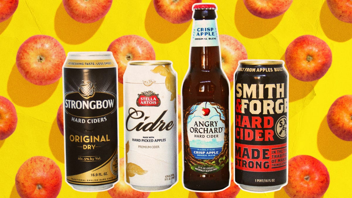 What S The Best M Market Hard Cider