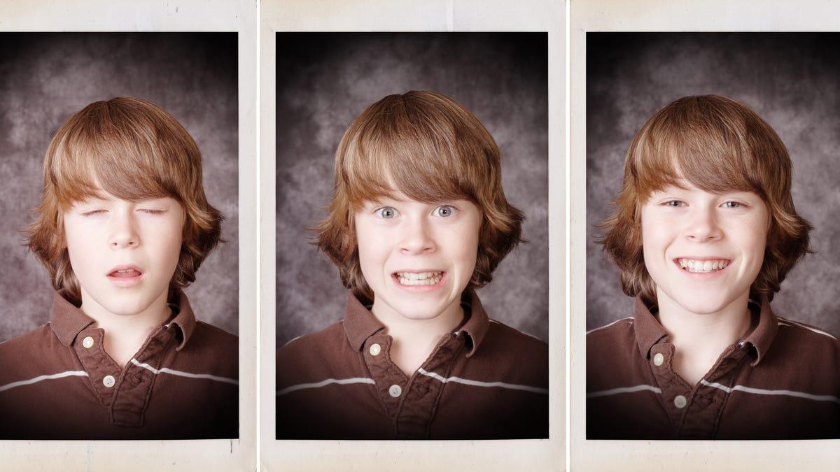 Cách Chụp Ảnh Trường Học Của Con Bạn Tại Nhà