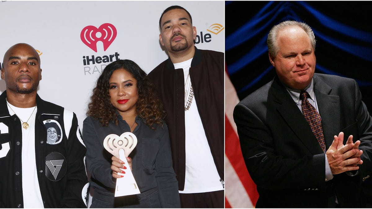 The Breakfast Club Had a Chat With Rush Limbaugh About George Floyd, Black Lives Matter and White Privilege...Whew