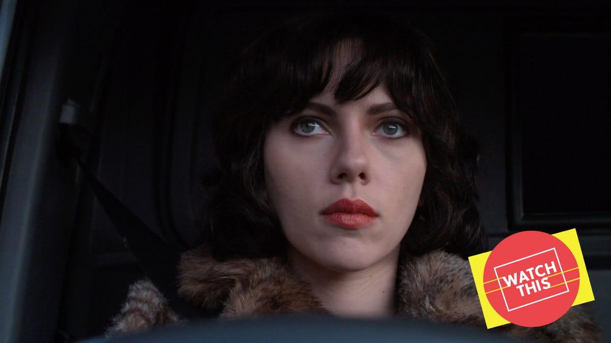 Scarlett Johansson found deeper anxieties Under The Skin of a sci-fi nightmare
