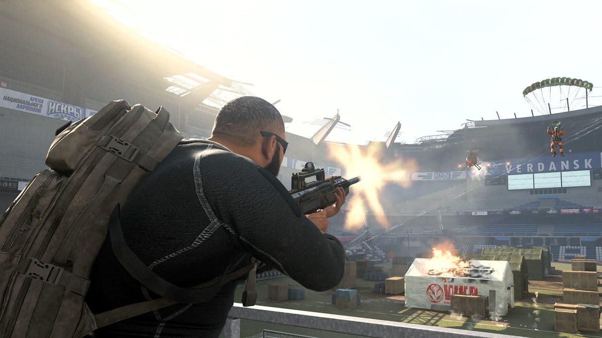 Call Of Duty Warzone Season 5 Launches With Map Updates, Loot Train