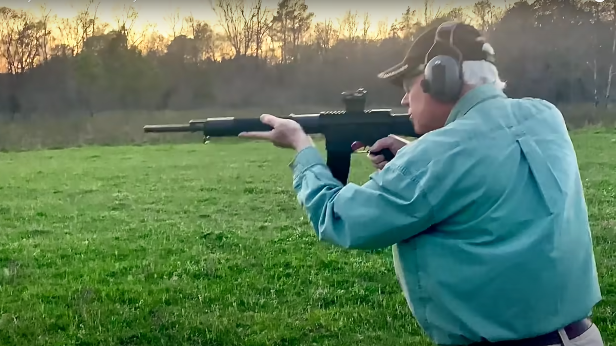 Facebook Let a Politician Advocate Shooting Looters With His 'Liberty Machine'