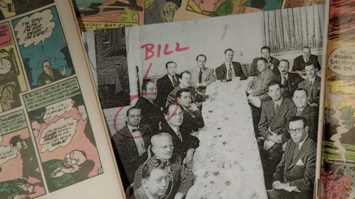 New Documentary Explores Mystery Behind Batman's Secret Co-Creator